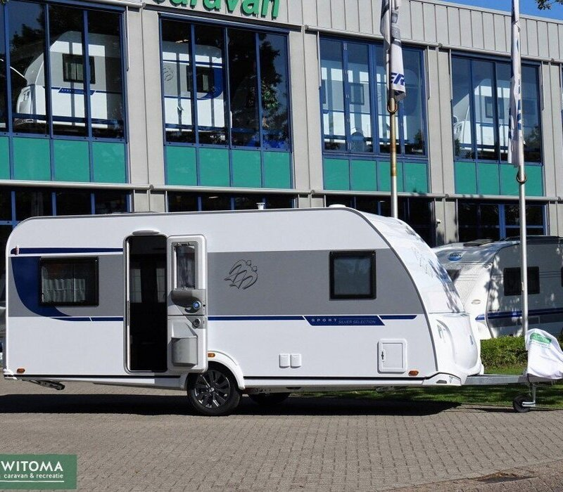 Knaus  Sport Silver Selection 500 FU WITOMA EXCLUSIEF PAKKET