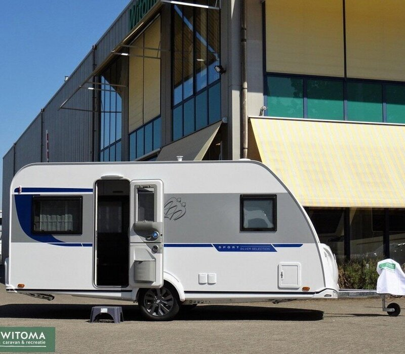 Knaus  Sport Silver Selection 450 FU WITOMA EXCLUSIEF EDITION