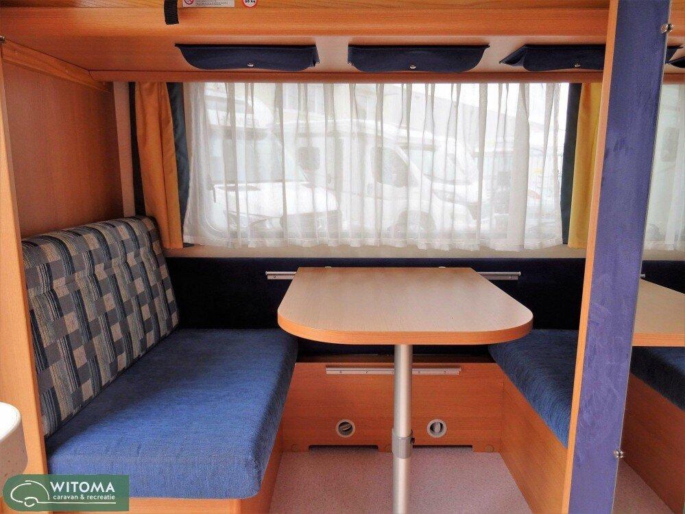 Knaus Caravan Met Stapelbed.Knaus Sport 400 Lk Stapelbed Caravan Witoma Caravan Recreatie