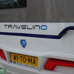 Knaus  Travelino 400 QL de TRAVELINO is er !!!!