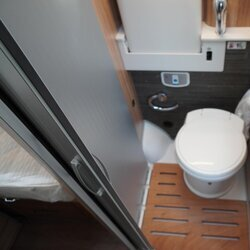 HYMER Yellowstone  Automaat CAMPOVOLO GRIJS!